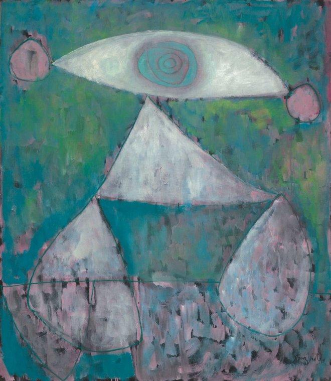 """William Baziotes, """"Pierrot"""" (1947)"""